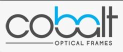 Cobalt Optical Frames - Opticiens